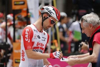 """Victor Campenaerts krijgt unieke kans op eerste ritzege in een grote ronde: """"Jij vindt mij dé topfavoriet? Ik vind dat ook"""""""