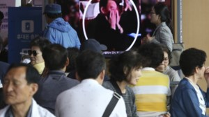 """""""Naar werkkamp gestuurde"""" Noord-Koreaanse topdiplomaat in openbaar verschenen naast Grote Leider Kim Jong-un"""