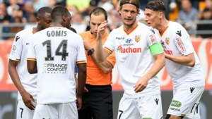 Guillaume Gillet niet naar Ligue 1 met Lens