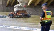 Lichaam in Donau gevonden 100 kilometer stroomafwaarts van Boedapest na schipbreuk