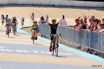 Zico is amper 7 en heeft nu al Parijs-Roubaix gewonnen