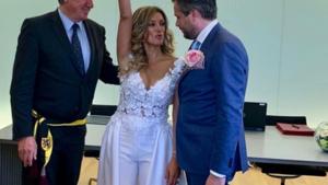 Véronique De Kock getrouwd