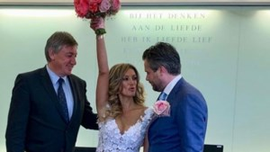 Véronique De Kock is getrouwd (maar daar hadden haar gasten geen flauw idee van)