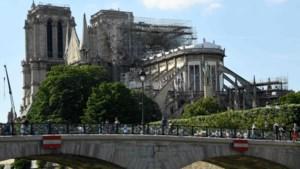 """Notre-Dame is volgens hoofdarchitect """"nog niet volledig gered"""""""