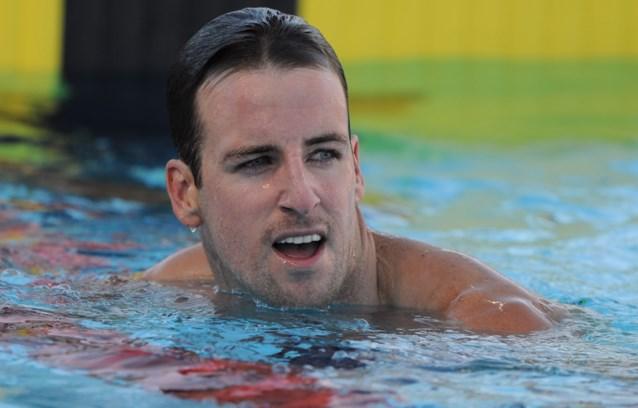 Tweevoudig wereldkampioen James 'The Missile' Magnussen zet punt achter zwemcarrière