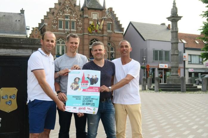 Nieuw Festival N8 Van Wommelgem Zet De Romeo's En Foute