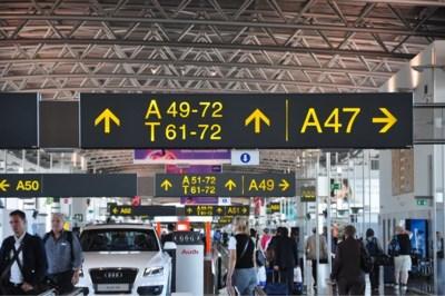 Geen risico's: elektrische showwagens verdwijnen uit grote delen van de luchthaven