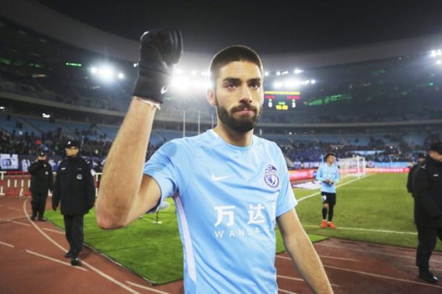 Carrasco terug naar Europa: onder meer Arsenal, AC Milan en Inter willen Rode Duivel wegplukken uit China