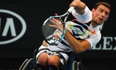 Rolstoeltennisser Joachim Gérard strandt op Roland Garros in kwartfinales