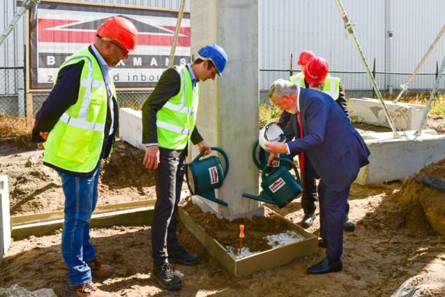 Bolckmans bouwt distributiecentrum in Nederland