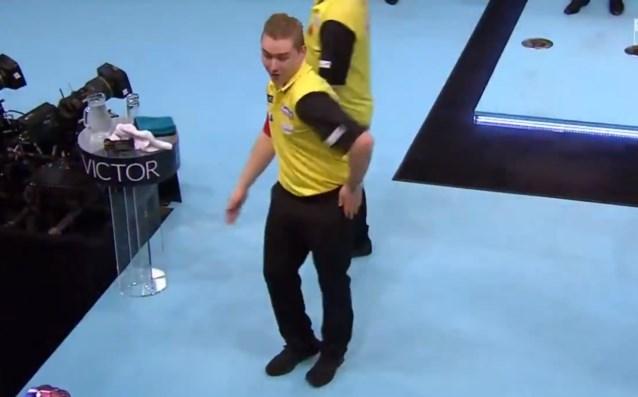Belgen dansend naar tweede ronde in PDC World Cup of Darts