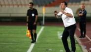 Marc Wilmots debuteert met klinkende zege als bondscoach van Iran