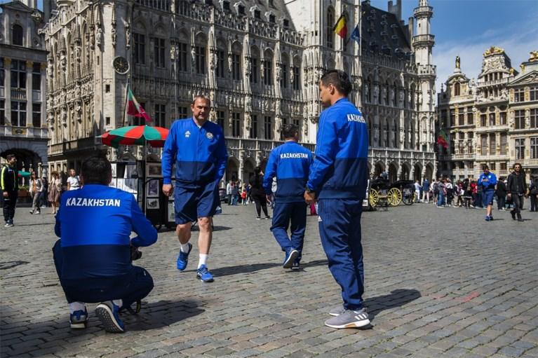 Tegenstander van Rode Duivels maakt er toeristische uitstap van in Brussel