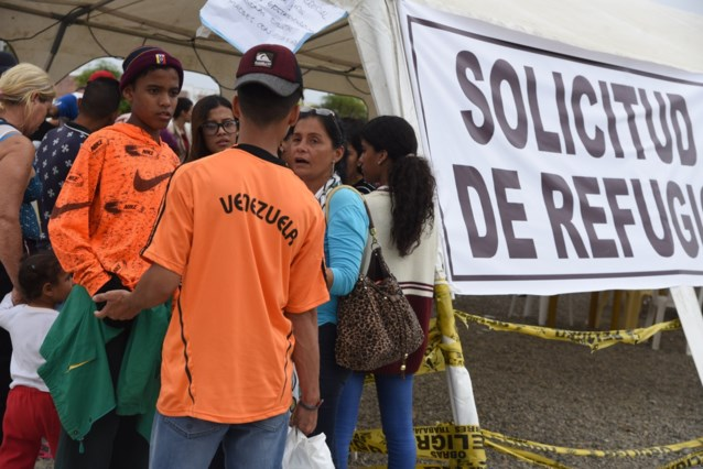 Venezolanen moeten voortaan humanitair visum hebben om Peru binnen te mogen
