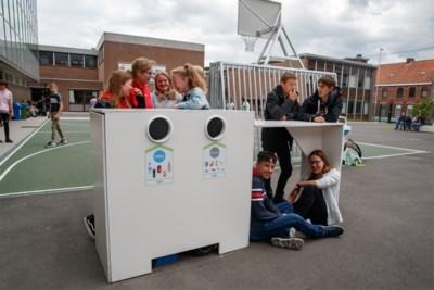75% minder afval op school dankzij 'nudging': de properste leerlingen van het land, zonder dat ze het beseffen