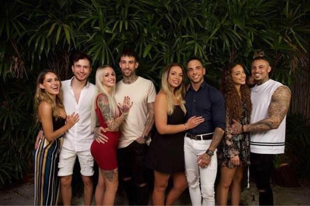 Bevestigd: Pommeline en Fabrizio doen mee aan 'Temptation island VIPS'