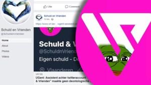Door Dries Van Langenhove gewraakte pagina 'Schuld en Vrienden' duikt weer op op sociale media