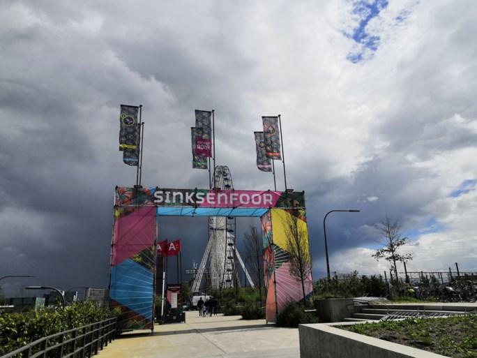 Sinksenfoor opnieuw van start op Spoor Oost: nieuwe attractie tijdelijk dicht door felle wind
