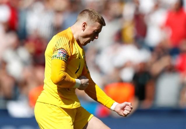 Engeland pakt brons in Nations League na strafschoppen in troostfinale tegen Zwitserland