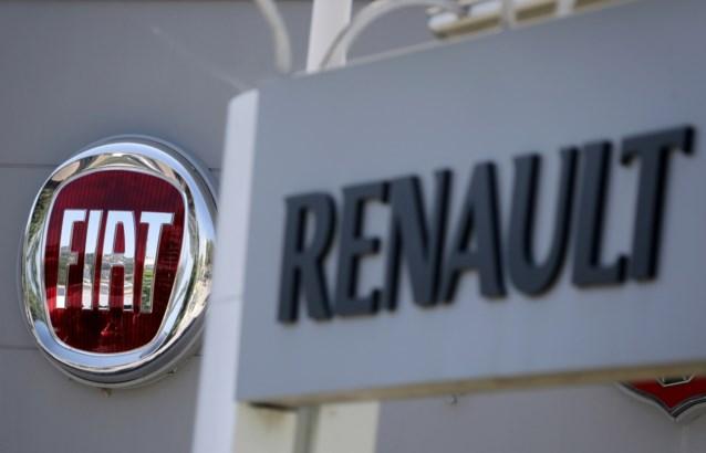 """""""Renault en Fiat/Chrysler willen fusie nieuw leven inblazen"""""""
