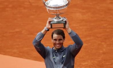 Over de beste tennisser aller tijden woedt het debat nog, maar Rafael Nadal is de <I>all time primus</I> op gravel