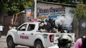 Zware rellen bij betoging tegen regering van Haïti