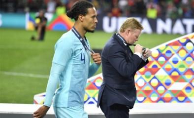 """In Nederland blijven ze trots ondanks missen van Nations League: """"België? Wij zijn niets minder dan België"""""""