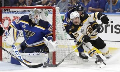 Stanley Cup: Boston dwingt beslissend duel af tegen Saint-Louis
