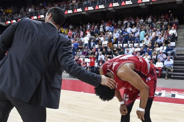 Telenet Giants Antwerp weer onderuit in Lotto Arena en in titelfinale