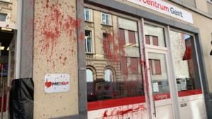 Gents donorcentrum besmeurd met nepbloed om 'transfoob' beleid Rode Kruis