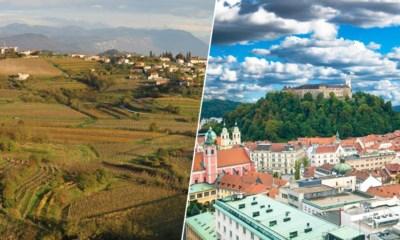 Slovenië: op stap in de verborgen parel van Europa