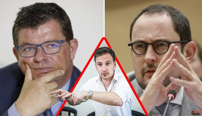 Waarom Van Quickenborne en Tommelein (Open VLD) met een probleem zitten door de kandidatuur van Francesco Vanderjeugd