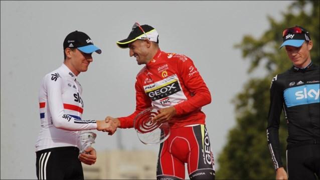 Chris Froome ligt in ziekenhuis maar wint plots Vuelta van 2011 na schorsing voor toenmalig winnaar Juan José Cobo