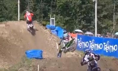 Motorcrosser Clément Desalle met succes geopereerd aan dubbele beenbreuk na zware crash