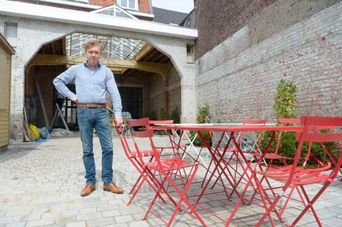Welkom op de Batjes, welkom in café De Gilde