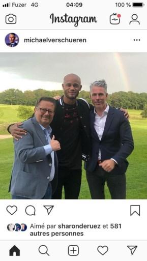 Topoverleg in Durbuy over toekomst van Anderlecht: Kompany brengt wellicht nieuwe physical coach mee