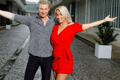 "Kat Kerkhofs doet 'position switch' met Jani in 'Dancing with the stars' : ""Dit wou ik als klein meisje al doen"""