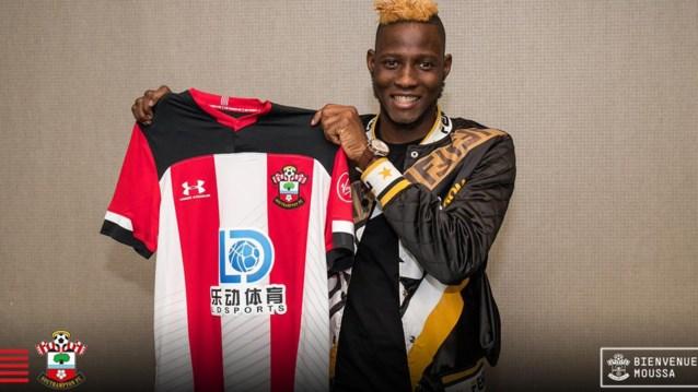 Southampton rondt komst af van Standard-spits Moussa Djenepo