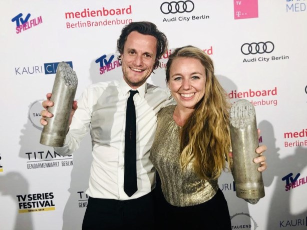 'Studio Tarara' en Koen De Graeve winnen prijzen in Berlijn