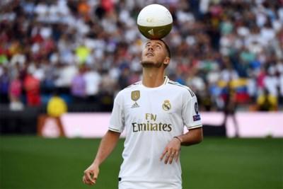 Eden Hazard over op welke positie hij wil spelen, wie de penalty's zal zetten en welk rugnummer hij krijgt bij Real Madrid