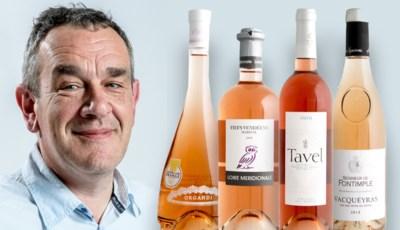 Tijd voor rosé: Alain Bloeykens kiest vier flessen (en geeft hoge scores)