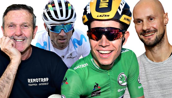 In Wout van Aert zit een mix van kampioenen: een vleugje Boonen, een stukje Roger en een snuifje Valverde