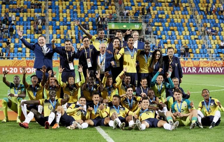 Ecuador verovert het brons op WK U20 na zege in kleine finale tegen Italië