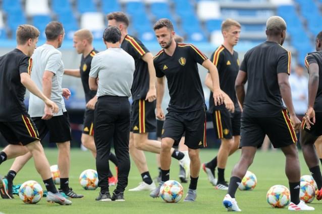 """Belgische beloften gaan op EK U21 meteen all-in tegen Polen: """"Deze wedstrijd is beslissend"""""""