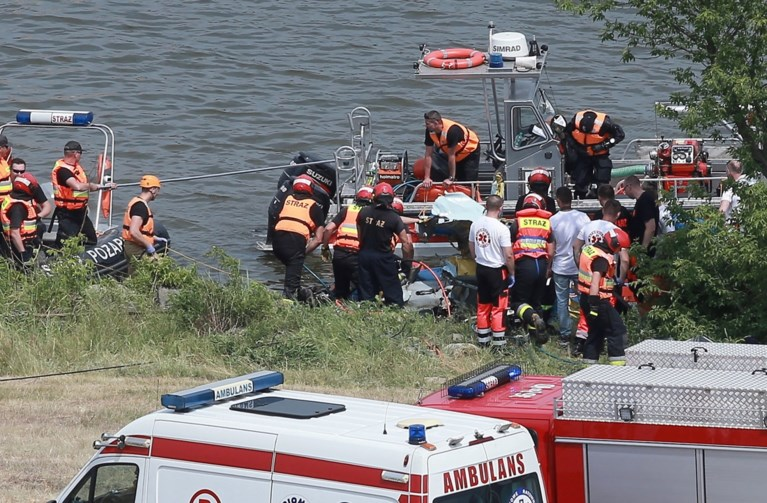Piloot om het leven gekomen bij crash tijdens luchtshow in Polen