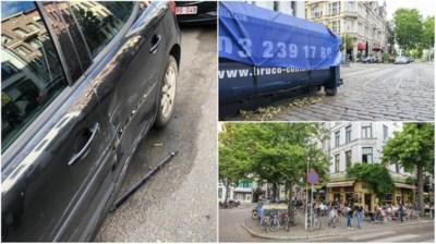 Rechter ramt geparkeerde wagens, pleegt vluchtmisdrijf en blaast positief: tuchtonderzoek gestart