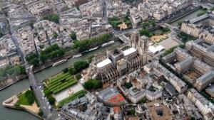 Twee maanden na verwoestende brand opnieuw misviering in Notre-Dame