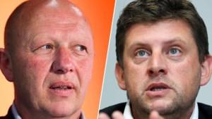 """Hans Bonte (SP.A) haalt zwaar uit naar John Crombez: """"We moeten absoluut een nieuwe voorzitter hebben"""""""