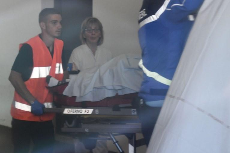 Extra opdoffer voor Chris Froome na val in Dauphiné: Brit heeft ook gebroken nek en moet zes weken in ziekenhuis blijven