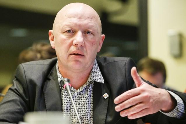 Hans Bonte zelf geen kandidaat-voorzitter voor SP.A
